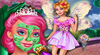 Gracie the Fairy Adventure - online game | Mahee.com
