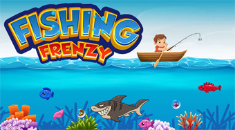 Fishing Frenzy | Mahee.com