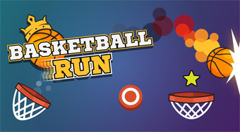 Basket Ball Run - online game | Mahee.com