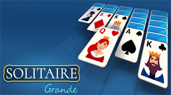 Solitaire Grande | Free online game | Mahee.com