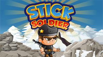 Stick Soldier - online game | Mahee.com
