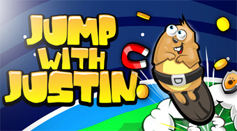 Jump with Justin - Game | Mahee.com