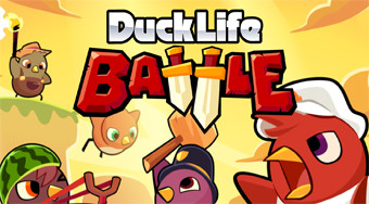 Duck Life: Battle | Free online game | Mahee.com