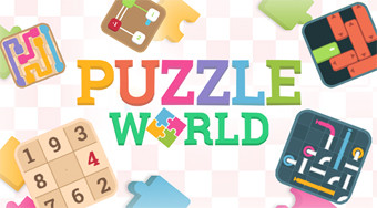 Puzzle World - online game | Mahee.com