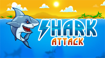 Shark Attack - Game | Mahee.com