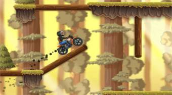 X Trial Racing Mountain Adventure - online game | Mahee.com