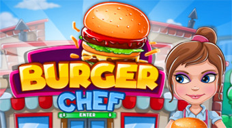 Burger Chef | Free online game | Mahee.com
