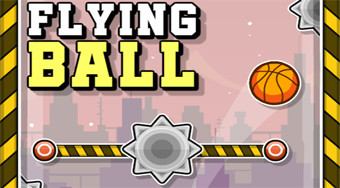Flying Ball - online game | Mahee.com