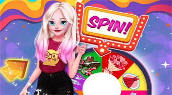 Wheel of Outfits - online game | Mahee.com