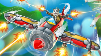 Sky Force | Free online game | Mahee.com