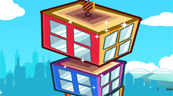 Tower Builder | Free online game | Mahee.com