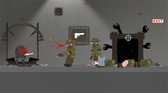 Eggbot vs Zombies | Free online game | Mahee.com