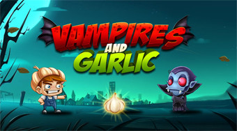 Vampires and Garlic - Game | Mahee.com