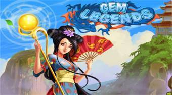 Gem Legends - online game | Mahee.com
