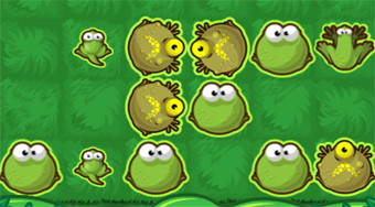 Frog Rush - Game | Mahee.com