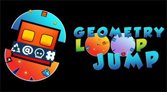 Geometry Loop Jump | Free online game | Mahee.com