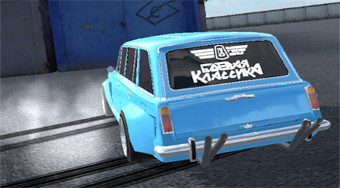 Lada Russian Car Drift | Mahee.es