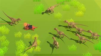 Revenge of the Triceratops - online game | Mahee.com