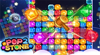 Pop Stone 2 | Free online game | Mahee.com