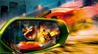 Traffic Car Racing 3D - online game | Mahee.com