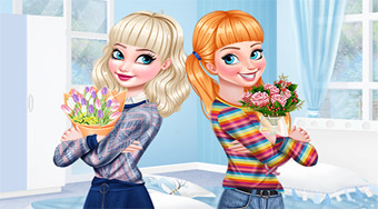 Princesses: Florists | Mahee.es