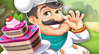 Cake Shop: Bakery - online game | Mahee.com