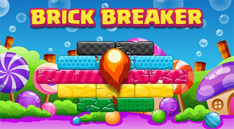 Brick Breaker - online game | Mahee.com