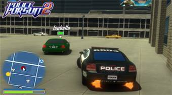 Police Pursuit 2 - Game | Mahee.com