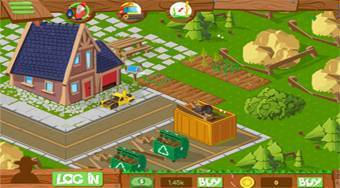 The Tiny Farmer - Game | Mahee.com