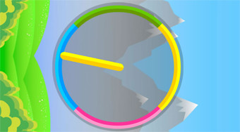 Circle Clock - online game | Mahee.com