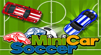 Minicars Soccer | Free online game | Mahee.com