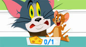 Tom and Jerry Puzzle Trap