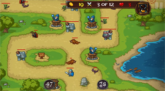 Tower Defense 2D | Mahee.com