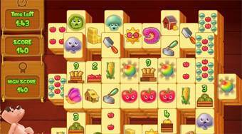 Daily Farm Mahjong - Game | Mahee.com