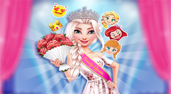 Disney Beauty Pageant - online game | Mahee.com