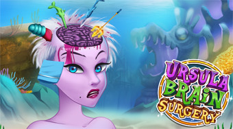 Ursula Brain Surgery - online game | Mahee.com