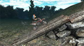 Bike Trial Xtreme Forest - Game | Mahee.com