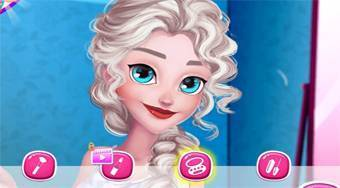 Ariel and Elsa Instagram Stars - online game | Mahee.com