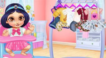 Messy Baby Princess Cleanup - Game | Mahee.com