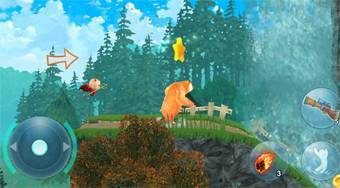Bears Adventure | Free online game | Mahee.com