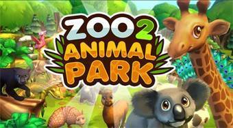 Zoo 2: Animal Park - online game | Mahee.com