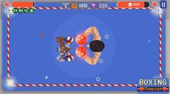 Boxing Rampage | Free online game | Mahee.com