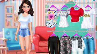 Celebs Facing The Fashion Challenge - online game | Mahee.com