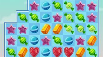 Sweet Candy Saga - online game | Mahee.com