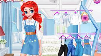 Princesses Style Wishlist | Free online game | Mahee.com