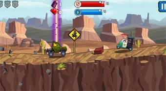 Car Eats Car Evil Cars | Free online game | Mahee.com