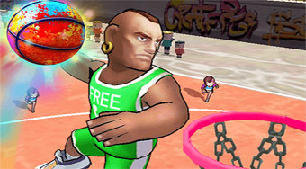 Basketball.io - online game | Mahee.com