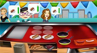 Street Food Master Chef - online game | Mahee.com