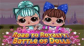 Road to Royalty: Battle of Dolls - online game | Mahee.com