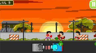 Bosing Fighter Super Punch | Free online game | Mahee.com